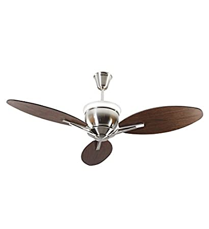 467290b4a82 Buy Havells Florina 1320mm Premium Underlight Ceiling Fan (Brushed ...
