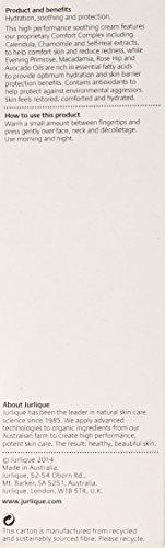 Jurlique Calendula Redness Rescue Soothing Moisturizing Cream, 3.3 Ounce