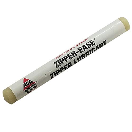 JCS Zipper-Ease Pencil Type Zipper Wax Lubricant