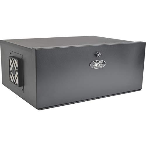 Tripp Lite 5U Security DVR Lockbox Rack Enclosure 60lb Capacity, Black (SRDVRLB) (Security Dvr Lock Box)