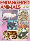 Endangered Animals Dot-to-Dot, Monica Russo, 0806905204