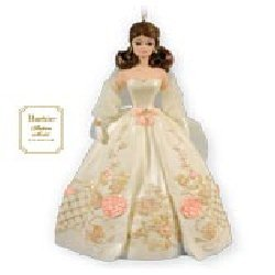 QXC5017 Lady of the Manor Doll Ornament 2011 Club Fashion Model