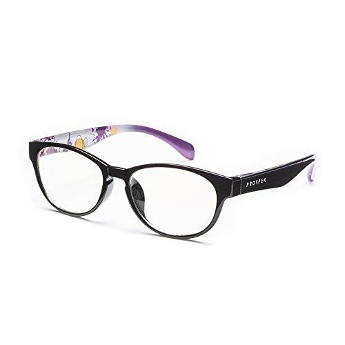 PROSPEK Computer Glasses - Blue Light Blocking Glasses - Cateyes