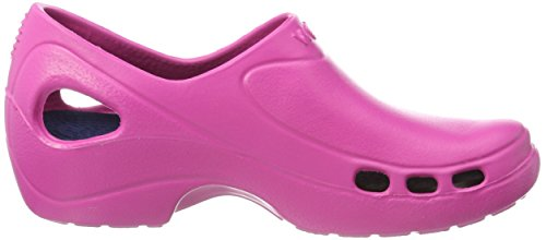 WOCK Unisex-Erwachsene Everlite Clogs Pink (Fuchsia)