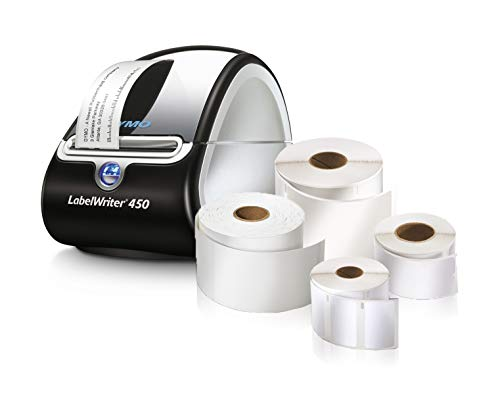 DYMO LabelWriter 450 Super Bundle