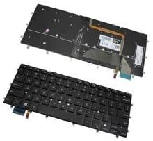 KEYSHEN Laptop Notebook Replacement Keyboard For DELL Inspiron 13 7000 7347 7348 7352 7353 7359 US Layout