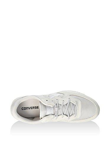Grau Weiß Converse Herren OX Sneaker Auckland Racer wxBHYqBX