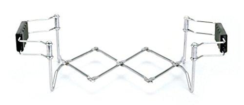 Trivet Expanding (Norpro Stainless Steel Expanding Folding Trivet Hot Plate Pot Pan Dish Holder)