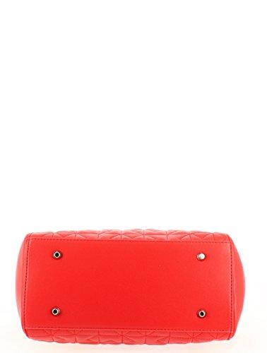 Ted Lapidus, Borsa a spalla donna Rosso rosso