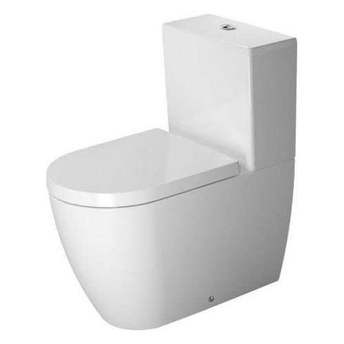 Vario Connector Set - Duravit 2170090092 - Toilet CC 650mm ME by STARCK white washdown, vario outlet, USA