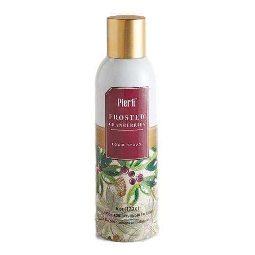 (Pier 1 Imports Frosted Cranberry Fragrance Room Spray 6 Ounce)