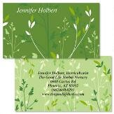 Organic Double-Sided Business Cards (Set of 250)
