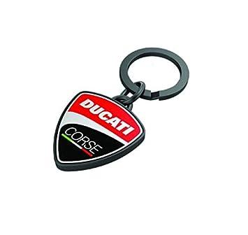 Ducati Corse Delux - Llavero: Amazon.es: Coche y moto