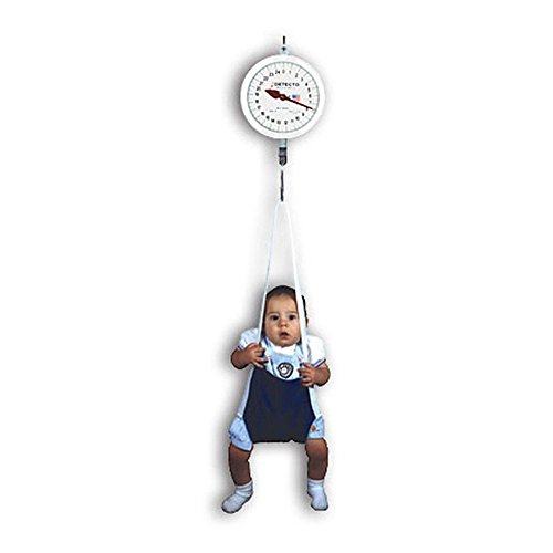 Detecto Hanging Baby Scale Single Dial with Glass
