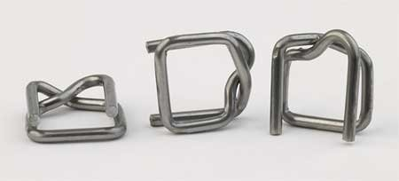 """Pac Strapping HDB-4A 1/2"""" Wire Buckle"""