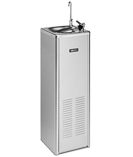 Fuente forhome dispensador para agua refrigerata para oficina o ambiente Pubblico – Acero Inoxidable