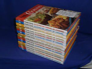 Family Circle Illustrated Library of Cooking (Complete Set, Volumes 1 - 16) (Circle Magazine Recipes Family)