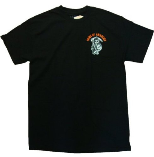 Sons of Anarchy Charging Reaper T-shirt