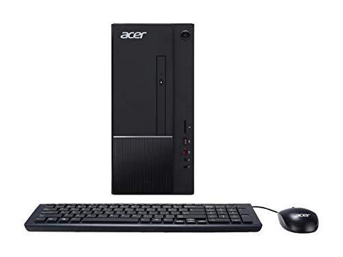 2019 Newest Acer Aspire Flagship Premium High Performance Business Desktop, Intel 6-Core i5-8400 2.8GHz up to 4.0GHz, 8GB DDR4 RAM, 1TB Hard Drive, DVR-RW, WiFi, HDMI, Windows 10