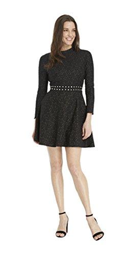 juicy couture black lace dress - 2