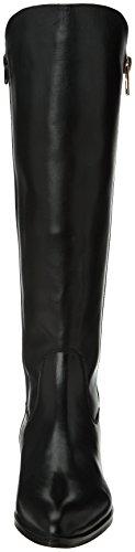 JB Martin Roxana - Botas de cuero mujer negro - Noir (Veau Noir)