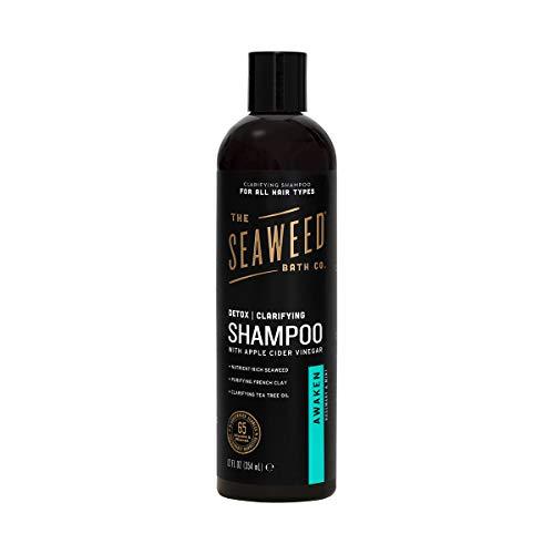 The Seaweed Bath Co. detox clarifying shampoo, 12 Fluid Ounce