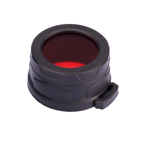 NiteCore NFR40 40mm Red Lens Filter (Nitecore Red Lense)