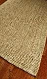 United Weavers of America Lakeside Area Rug in Natural (7 ft. 4 in. L x 1 ft. 11 in. W)