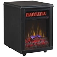 Duraflame PowerHeat Space Heater- Black