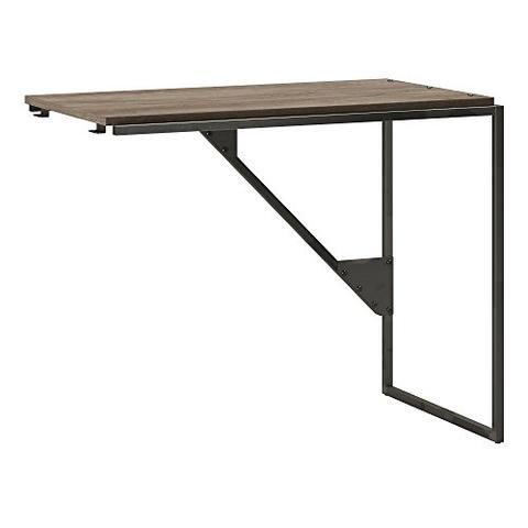 Ioneyes Desk Industrial Gray Rustic In Return W Refinery Furniture