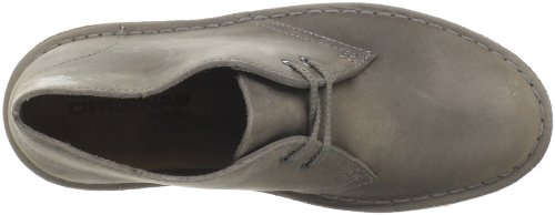 Grey Boot Men's Leather Clarks Originals Desert w1gUB7q