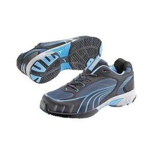 Work Shoe, Stl, 8.5, BLK, PR 1