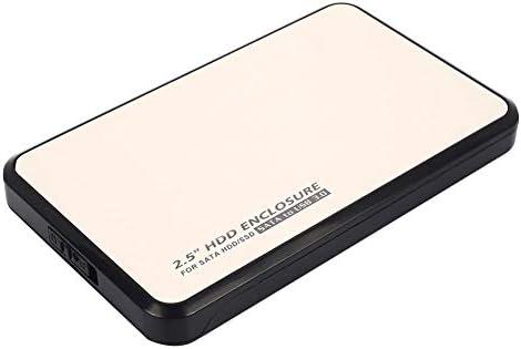 Haihuic Caja de Disco Duro Externo USB 3.0 a SATA, Herramienta ...