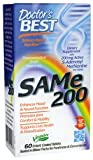 Doctors Best SAMe -- 200 mg - 60 Enteric Coated Tabs