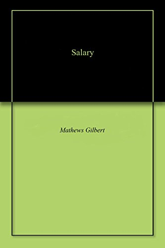 Salary (English Edition)