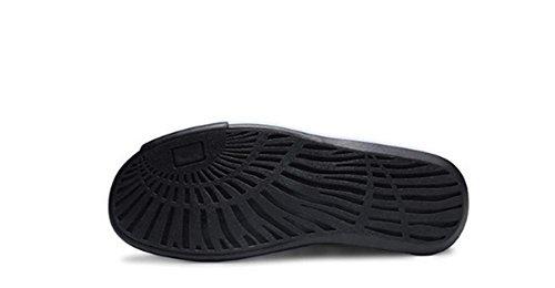 Vintage A 41 Cordones Swnx Goma Brown Trabajo Hombre Negro Casual Genuino 45 39 De Marrón 39 Zapatos Talla Negocios Con Invierno Cuero gnxTHgqz7