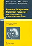img - for Quantum Independent Increment Processes I: v. 1 book / textbook / text book