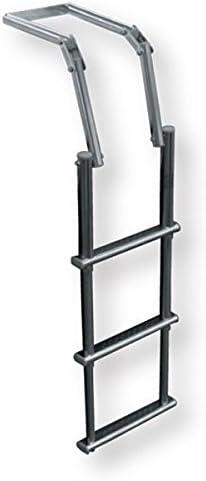 ceredi Acero Inoxidable Escalera de Baño para manguera Barcos – AISI 316 – Extensible hasta 70 cm: Amazon.es: Deportes y aire libre