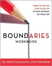 Download Boundaries Workbook: When to Say Yes, How to Say No by Henry Cloud, John Townsend pdf epub
