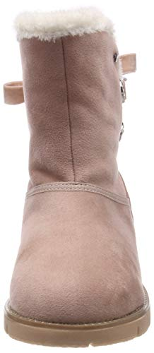 amp; Bottes Tailor old Bottines Rose Tom Souples 5893110 01689 Femme tqRwEEZ