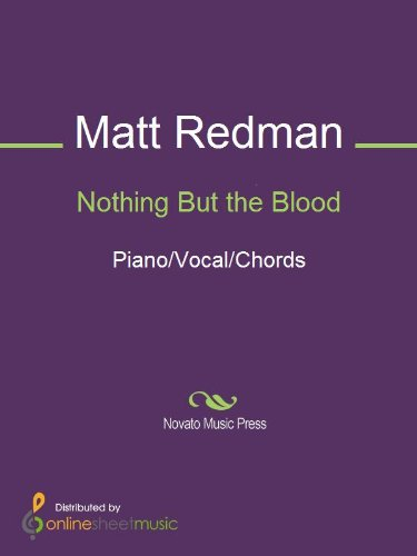 Nothing But the Blood - Kindle edition by Matt Redman. Arts ...
