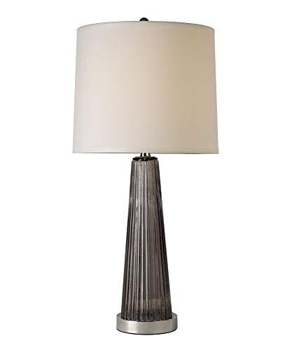 (Trend Lighting BT5765 Chiara Table Lamp, Polished Chrome)