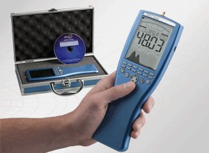 Portable Spectrum Analyser SPECTRAN NF-5030 (1Hz - 1MHz) Gauss EMF Meter magnetic & e-fields by Aaronia