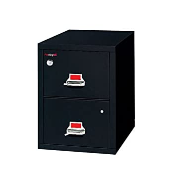 Fireking Legal Safe-In-A-File Fireproof Vertical File Cabinet (1 Drawer