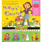 Mom's Plan-It 2009 Magnetic Mount Wall Calendar