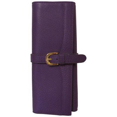 amerileather-womens-leather-jewelry-rollpurpleus