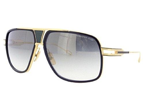 Dita Grandmaster Five gafas de sol DRX 2077 en 18K oro y ...
