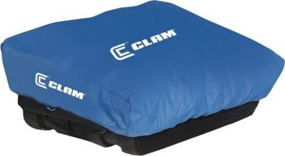 Clam Corporation Travel Cover - Pro/Legend/Legend XL, Blue 8820 One Size (Cover Yukon Clam)