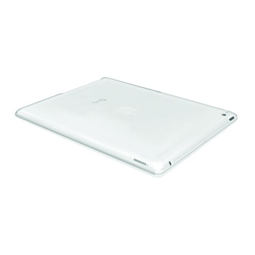 - Macally SNAP2C Clear Protective Case for iPad 2 (SNAP2C)