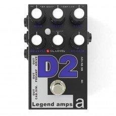 最新デザインの AMT Electronics B009L231V8 D2 レジェンドアンプ2シリーズ【並行輸入品】 Electronics ギターエフェクター プリアンプ オーバードライブ【並行輸入品】 B009L231V8, アットホームインテリア:036105c0 --- vezam.lt